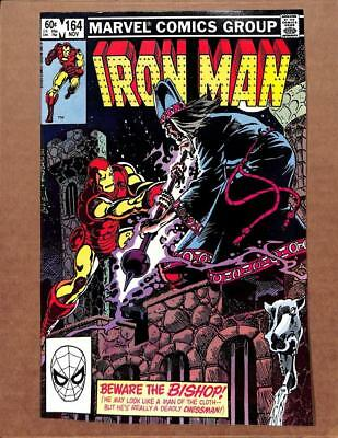 Iron Man # 164 - NEAR MINT 9.8 NM - Avengers Captain America MARVEL Comics!