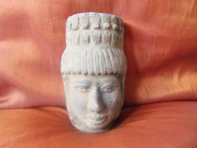 ** RARE Antique Egyptian Statue of Ancient Pharaoh Queen Hatshepsut Collection *