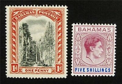 nystamps British Bahamas Stamp # 33 112 Mint OG NH / H $55