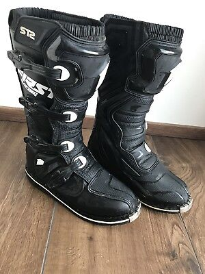 MX Motocrossstiefel First Racing ST2 Stiefel Enduro 43