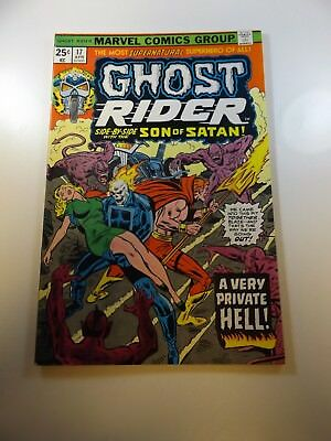 Ghost Rider #17 FN- condition Huge auction going on now!