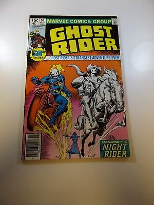 Ghost Rider #50 FN condition Free shipping on orders over $100.00!