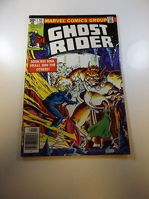 Ghost Rider #53 VG+ condition Free shipping on orders over $100.00!