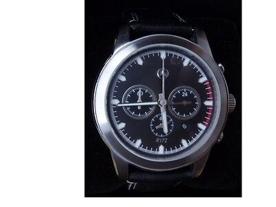 Mercedes Benz Motorsport Chrono SLK R 172 Armbanduhr Roadster Classic watch