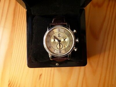 Mercedes Benz 300 SL Classic Armbanduhr watch Neu