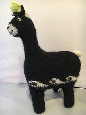 New $68 Free People Alpaca Llama Plush Stuffed Animal