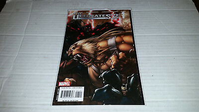 The Ultimates 3 # 1 Cover 2 (2008, Marvel) 1st Print