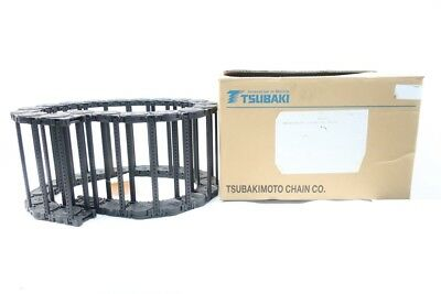 New Tsubaki TKMK65H42D194R145TC Cable Chain Carrier Track 50in