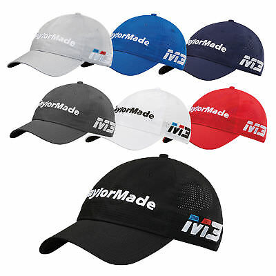 TaylorMade Golf 2018 LiteTech Tour M3 TP5 Adjustable Hat Cap - Pick Color!