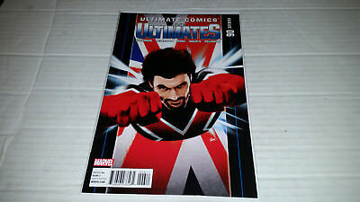 Ultimate Comics The Ultimates # 6 (2012, Marvel) 1st Print