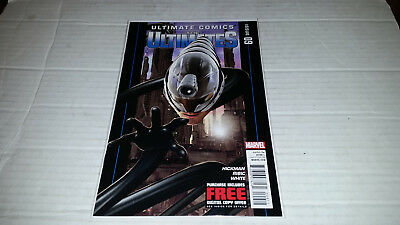 Ultimate Comics The Ultimates # 9 (2012, Marvel) 1st Print