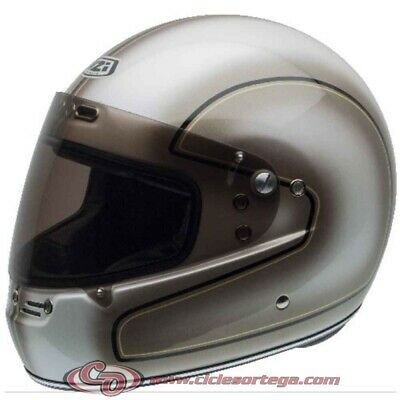 Casco NZI integral STREET TRACK 2 GRAPHICS SMOKE brillo talla M