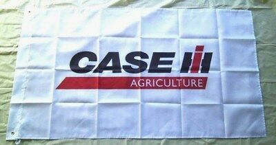 Case HI International Tractor 3' X 5' Polyester Flag Banner Man Cave NEW # 141