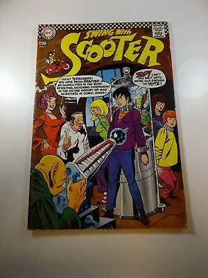 Swing With Scooter #7 VG condition Free shipping on orders over $100.00!
