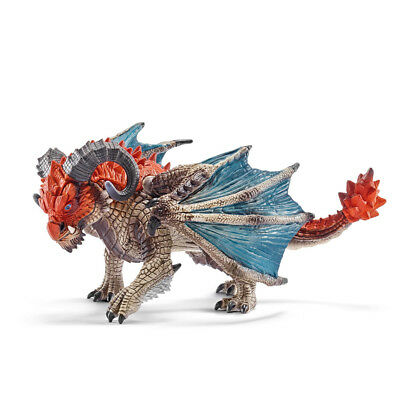 Schleich 70511 Dragon Battering Ram (The World of Knights) Plastic Figure