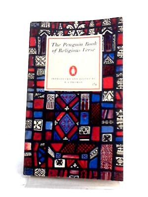 Penguin Book of Religious Verse (R.S. Thomas - 1963) (ID:13940)
