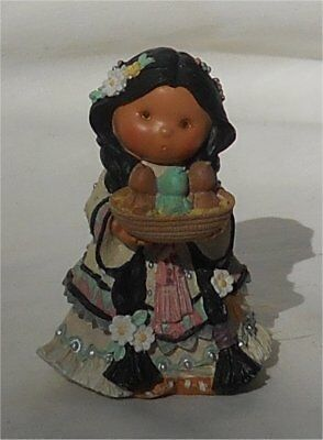 1997 Enesco Friends of the Feather Little Mother Hen