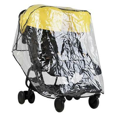 Mountain Buggy Nano Duo Storm Cover - Protection From Rain, Wind & Snow