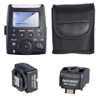 Neewer MK-300 GN32 TTL LCD Flash Light Speedlite for Sony Sony A7 A7R A7S A6000