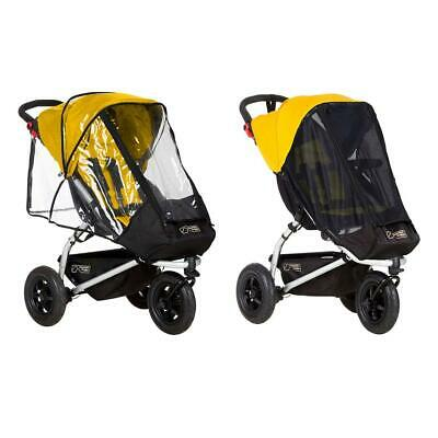 Mountain Buggy Swift All Weather Cover Set (Sun & Storm)