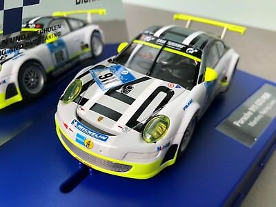 "Carrera Digital 132 30780 Porsche GT3 RSR ""Manthey Racing No.911"" NEU OVP"