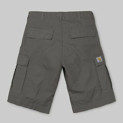 Carhartt Regular Cargo Short Seitentasche Hose grau 2018 NEU Air Force grey