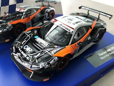 "Carrera Digital 132 30808 Ferrari 488 GT3 Black Bull Racing ""No. 46"" NEU OVP"