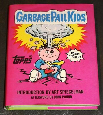 2012 Garbage Pail Kids Book + Lost Bonus Cards 1St-5Th Series Pound Bunk Lynch