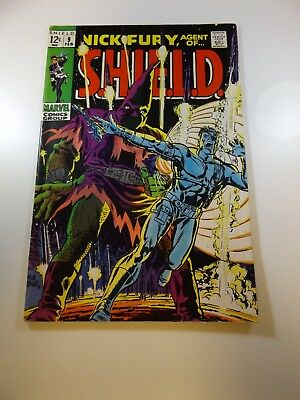 Nick Fury Agent of SHIELD #9 FN- condition Huge auction going on now!