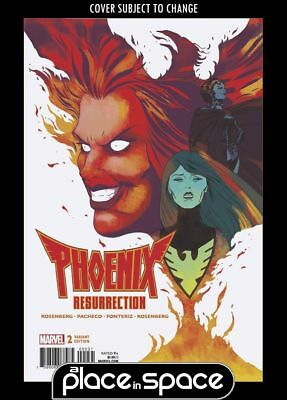 Phoenix Resurrection: The Return Of Jean Grey #2D (1:25) Martin Variant (Wk01)