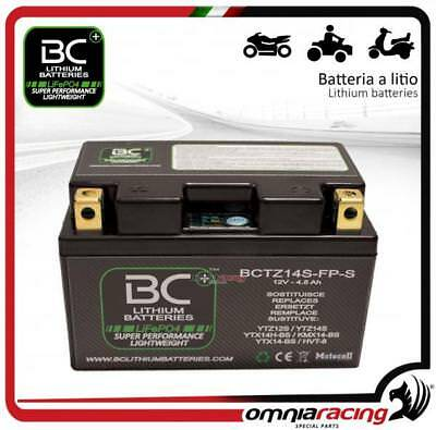 BC Battery - Batteria moto litio Buell XB12SX 1200IE LIGHTNING CITYX 2010>2010