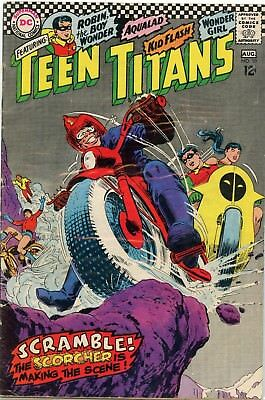 Teen Titans # 10-20 Lot Robin Speedy Wonder Girl Kid Flash Neal Adams Dc