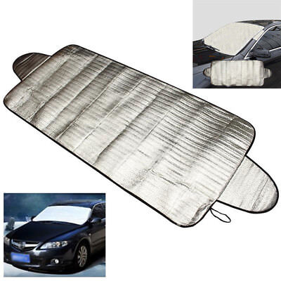 Window Snow Ice Frost Smart Windshield Shade Cover Winter Protection Protector