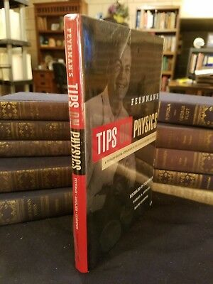 """""""Feynman's Tips on Physics"""" A Problem-Solving Supplement Brand new in Shrinkwrap"""