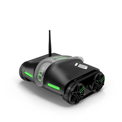 Brand New! Brookstone Rover 2.0- App- Controlled Wireless Spy Tank