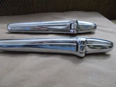 Used late thirties GM trunk/deck hinges 14526/ 527 L/R