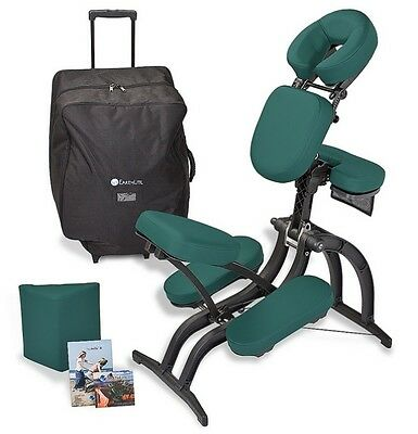 NEW EarthLite Avila II Portable Masseuse Massage Chair