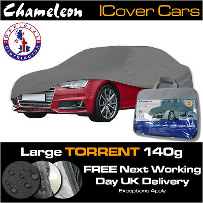 Car Cover (L) Dual Layer Multipurpose Waterproof, UV Protection, Dual Layers
