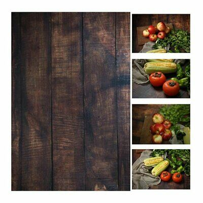 NEW Dual Double Side Background Backdrop Paper Food Grain Product Photography