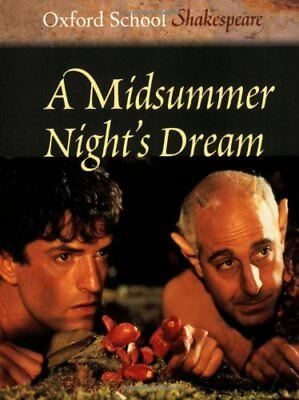 A Midsummer Night's Dream (Oxford School Shakespeare),Roma Gill