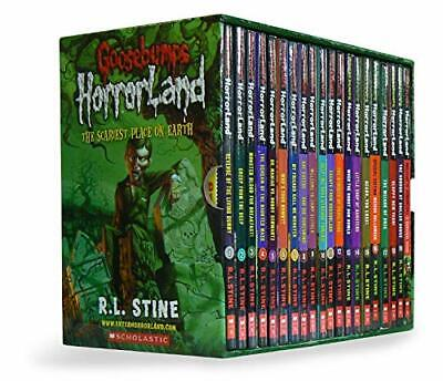 Goosebumps Classic Series R L Stine Collection 18 Books Set Ghost Next Door NEW