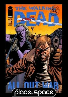 The Walking Dead #115P - 2Nd Printing