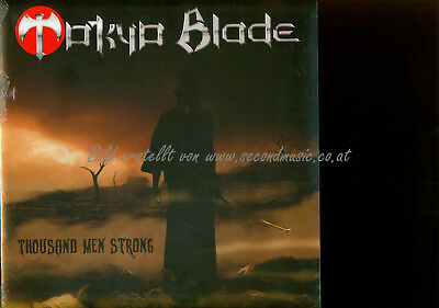 LP-   Tokyo Blade ‎– Thousand Men Strong // NEW // SEALED