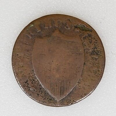 1787 New Jersey Post Colonial Copper Decent Details Avg Surfaces - I-11834 G