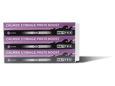 Calming Paste for Horses /& Ponies TRM Good As Gold Paste 3x35g Fast Delivery