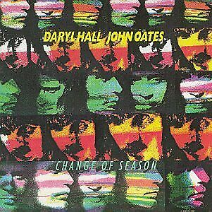 Daryl Hall & John Oates Change Of Season Arista Vinyl LP