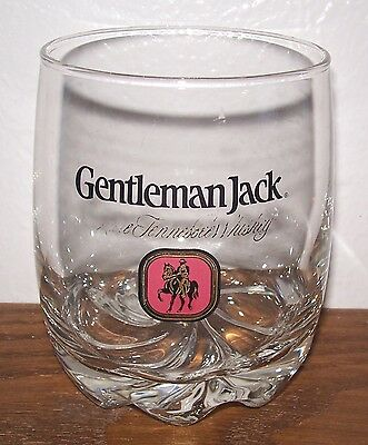 "Jack Daniel's Gentleman Jack ""Rare Tennessee Whiskey"" ontheRocks Glass"