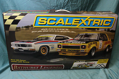 Scalextric Bathurst Legends 1:32 Scale Moffat Brock Ford Holden Slot Cars