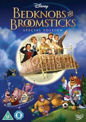 Bedknobs And Broomsticks (Special Edition) [DVD] [1971], 87174182...