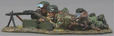 Thomas Gunn Ww2 German Fallschirmjager Fj030A Mg42 Team Normandy Mib